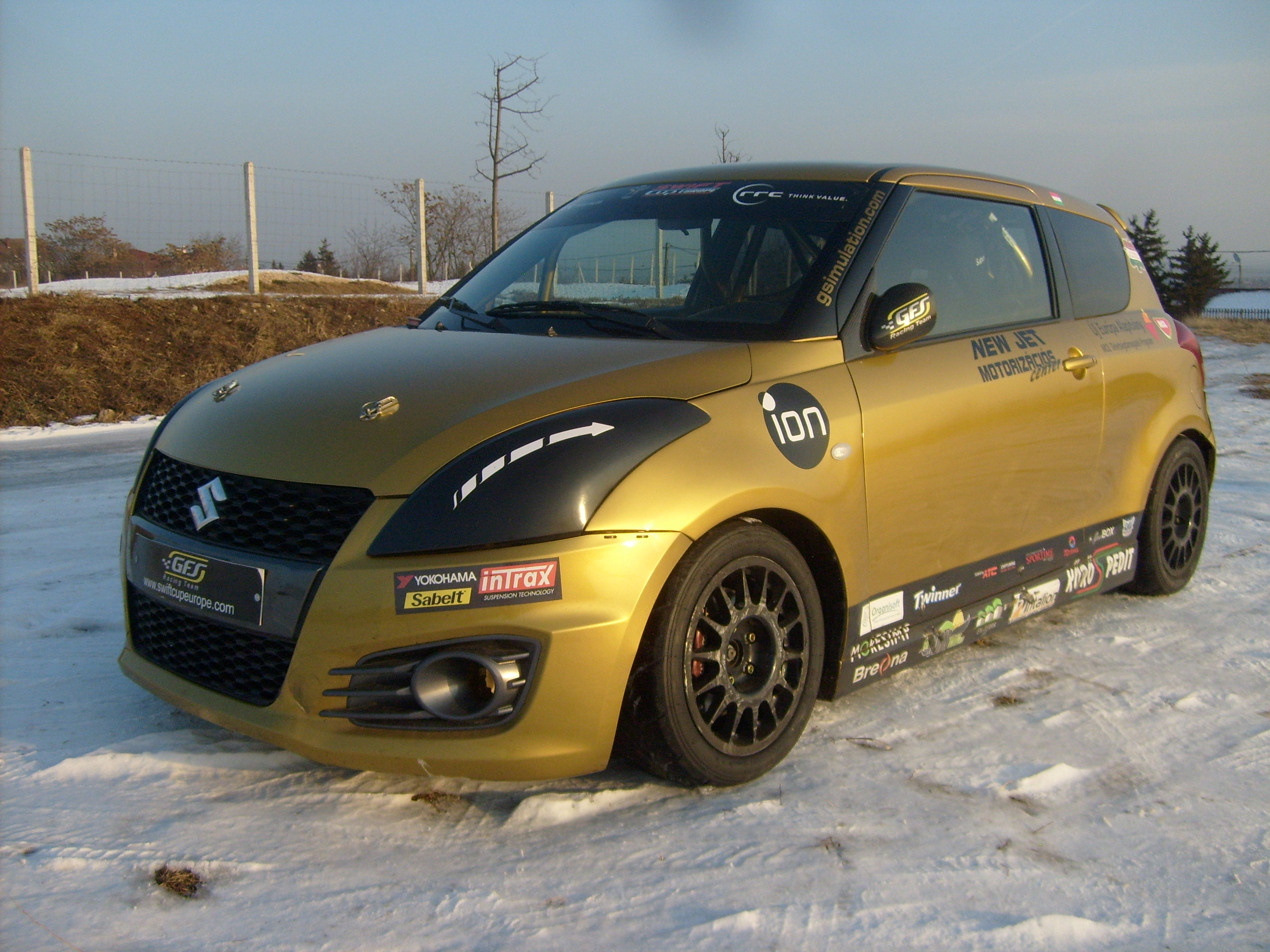 Suzuki Swift 1,6 Sport Cup